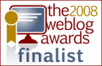 2008 Weblog Awards Finalist: Best Science Blog