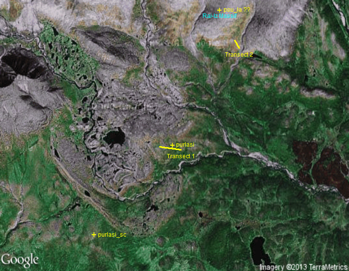 polar urals google close annotated