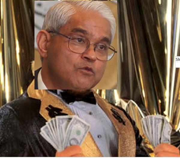 Shukla's Gold | Climate Audit